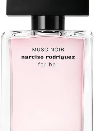Narciso rodriguez musc noir парфюмированная вода (тестер с крышечкой)