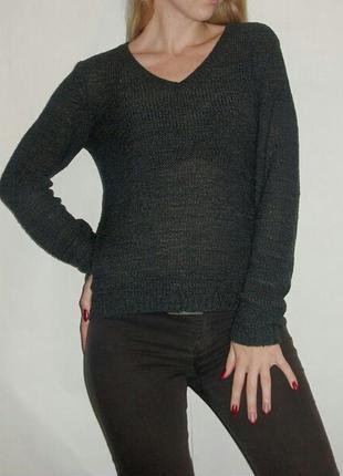 Вязанная кофта, свитер, джемпер