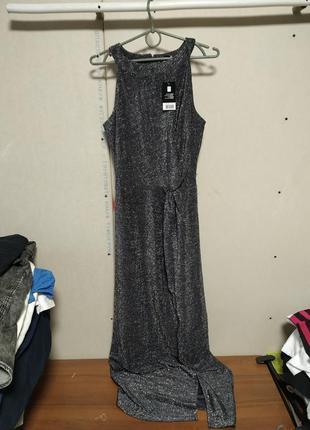 Нарядное платье размер s 36-38