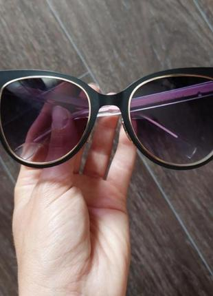 Новые очки с матовой окайомкой