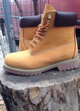 Женские ботинки timberland, оригинал!