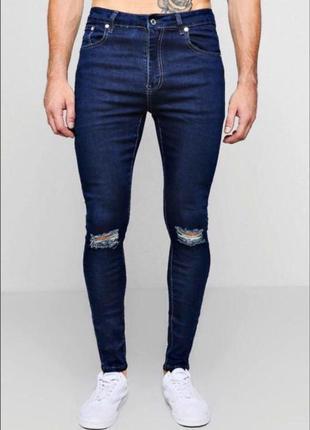Отличные джинсы скины ,зауженные джинсы