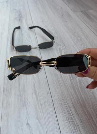 🔥тренд сезону!🔥 супер модні окуляри з пірсінгом!