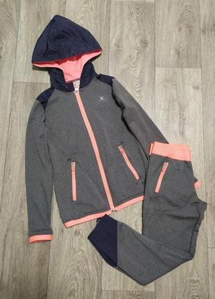 Decathlon спортивный костюм