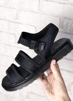 Сандалии сандали босоножки dr martens