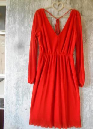 #распродажа #miss sellfridge#винтажное  платье гофре#