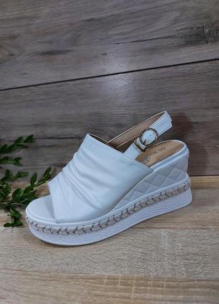 Босоножки  плетенка  🌿 танкетка платформа сланцы сандалии сабо