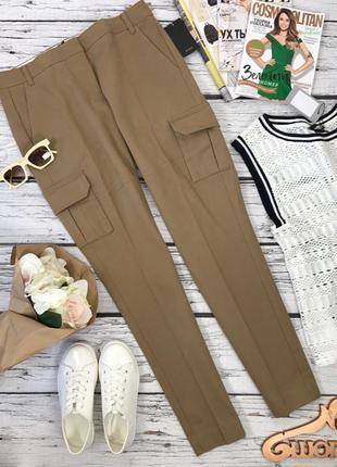 Стильные брюки-карго mango   pn 34641