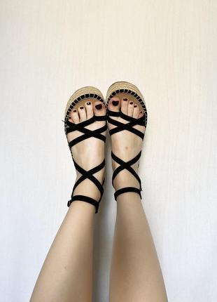 Босоножки сандалии h&m