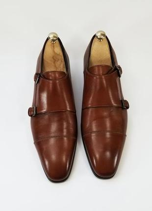 Чоловічі туфлі монкі