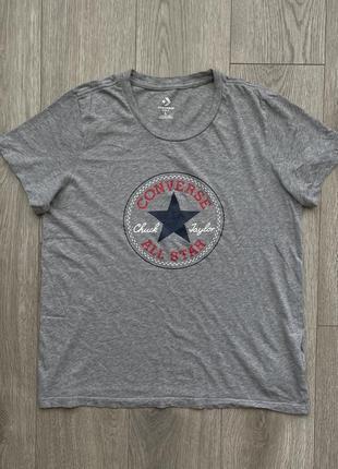 Женская футболка converse, оригинал