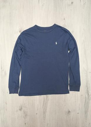 Polo ralph lauren кофта реглан футболка с длинным рукавом и манжетами оригинал 14 - 16 лет