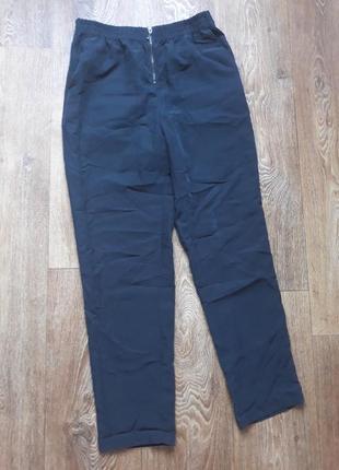 Лёгкие женские прогулочные штаны брюки повседневные летние супер цена распродажа
