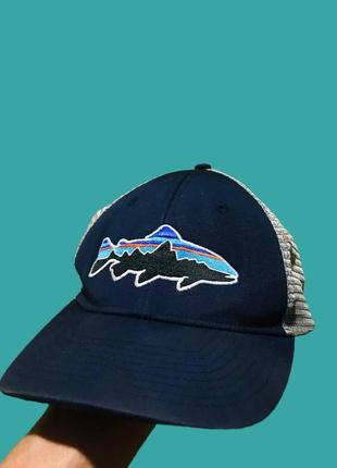 Оригинальная кепка худи patagonia