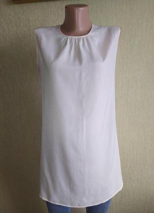 Rossana diva италия, прекрасная блуза из натурального шелка,р.382 фото