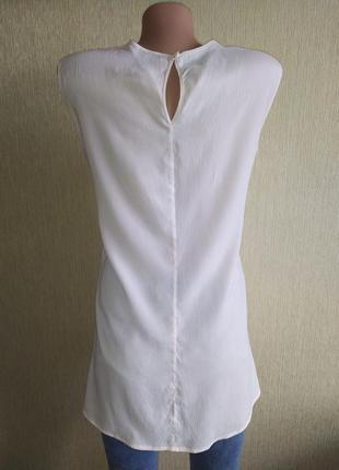 Rossana diva италия, прекрасная блуза из натурального шелка,р.384 фото