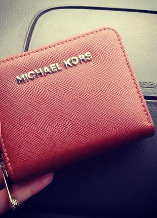 Новы модный кошелек майкл корс, michael kors