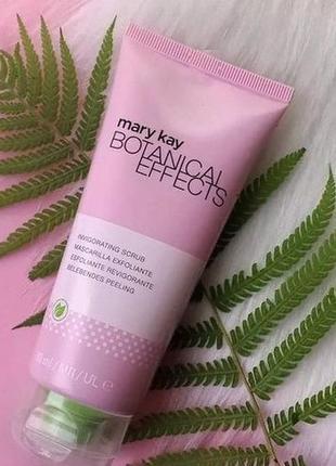 Скраб для лица mary kay тонизирующий botanical effects