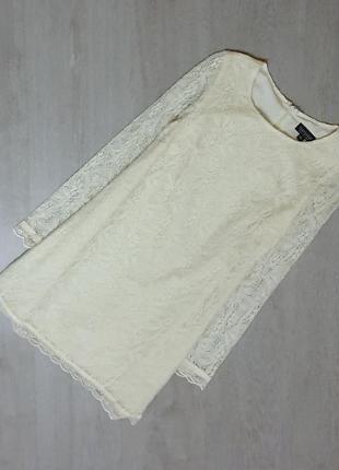Продается нереально крутое кружевное платье   от topshop
