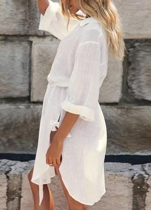 Женская рубашка туника2 фото