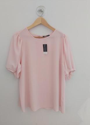 Базовая блуза1 фото
