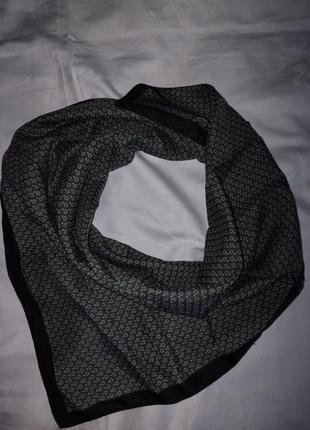 Мужской платок 65х68 италия