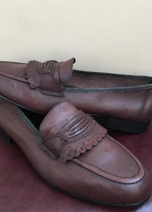 Туфли elastomere италия как новые