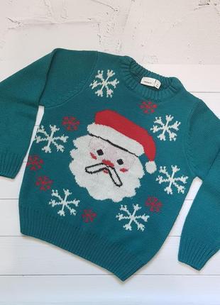 🌿 новогодний свитер, джемпер 🌿
