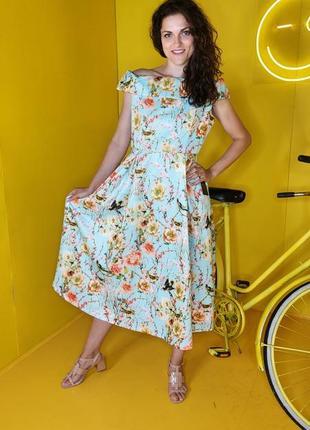 Платье в ретро стиле от английского бренда jolie moi