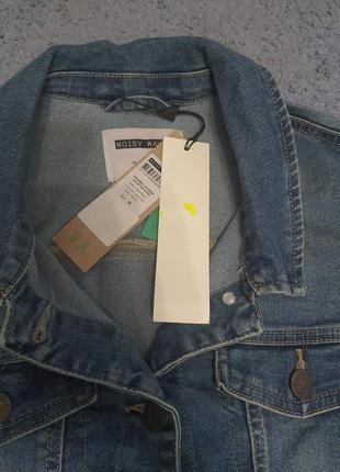 Продам классическую джинсовую куртку2 фото