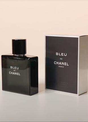 Chanel bleu de chanel edt оригинал 3 мл затест