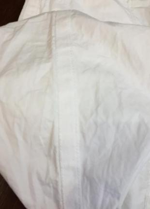 Легкие летние брюки napapijri 46 р6 фото