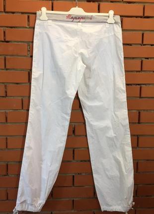 Легкие летние брюки napapijri 46 р5 фото