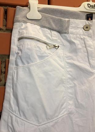 Легкие летние брюки napapijri 46 р4 фото