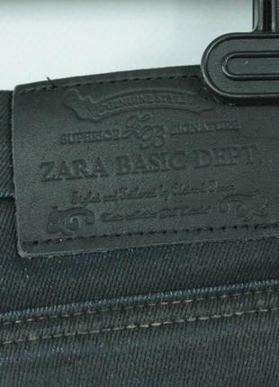 Качественные джинсы zara skinny jeans6 фото