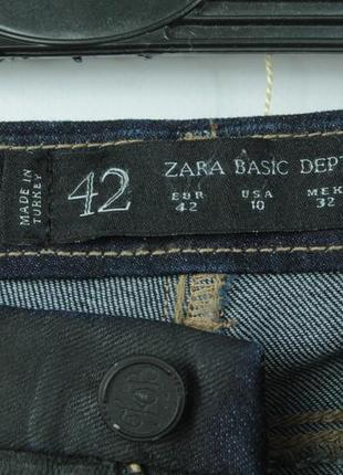 Качественные джинсы zara skinny jeans3 фото