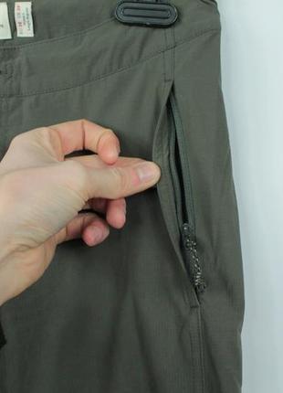 Шикарные трекинговые брюки fjallraven high coast trail ladies trousers4 фото