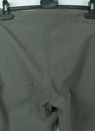 Шикарные трекинговые брюки fjallraven high coast trail ladies trousers7 фото