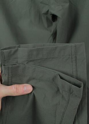 Шикарные трекинговые брюки fjallraven high coast trail ladies trousers8 фото