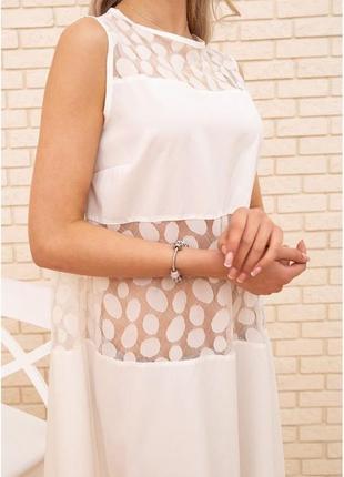 Женское летнее платье (разные цвета)4 фото