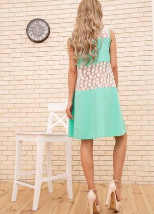 Женское летнее платье (разные цвета)5 фото