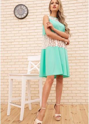 Женское летнее платье (разные цвета)6 фото