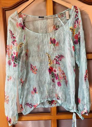 Шелковая блуза joseph