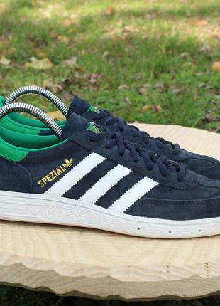 Замшевые кроссовки adidas spezial оригинал, размер 40