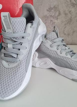 Кроссовки puma cell magma clean wn's