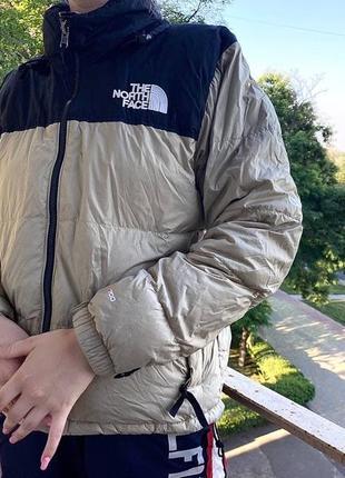 Пуховик the north face nuptse jacket 1996