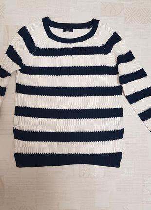 Свитерок свитер полосатый