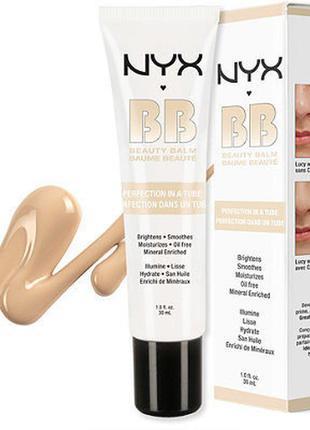 Тональный крем bb nyx