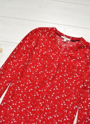 Чудова блуза в квіти esprit.2 фото