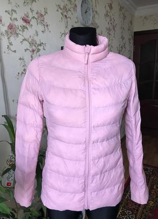 Лёгкая куртка uniqlo